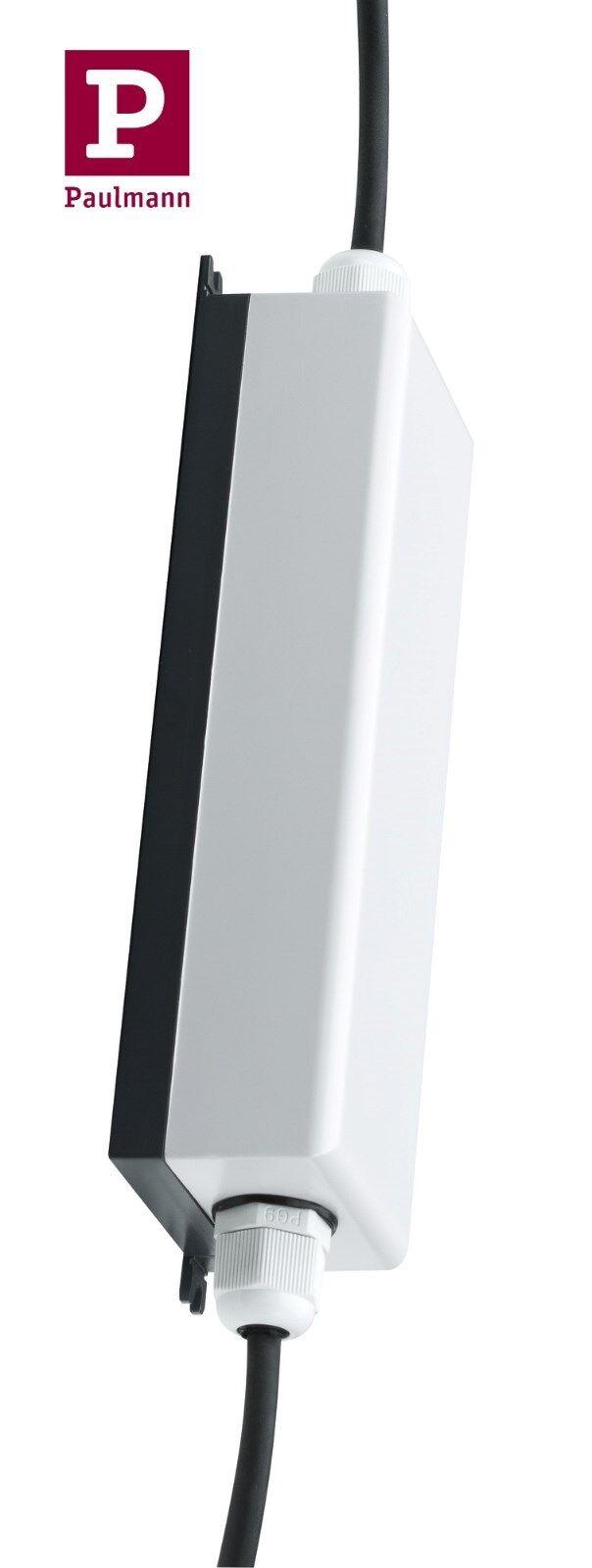 Paulmann YourLed Driver Trafo IP65 60W weiß LED Spritzwassergeschützt