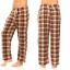XXL XL New Mens Flannel Fleece Pajama Pant Lounge Pants Size L