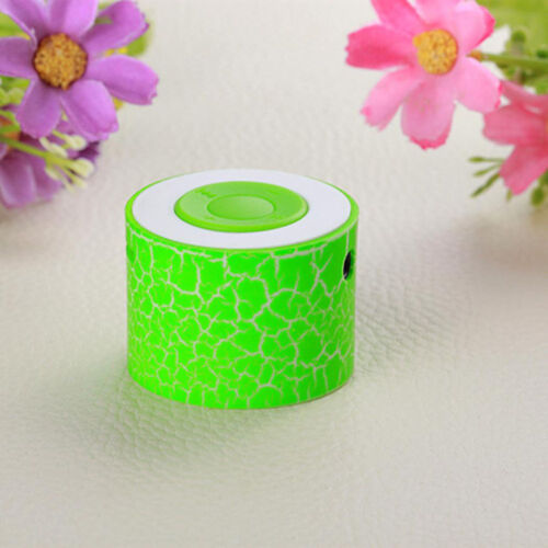 Portable Mini Stereo Bass Speakers Music Player Wireless TF Speaker MP3 Player