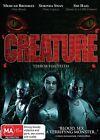 Creature (DVD, 2012)
