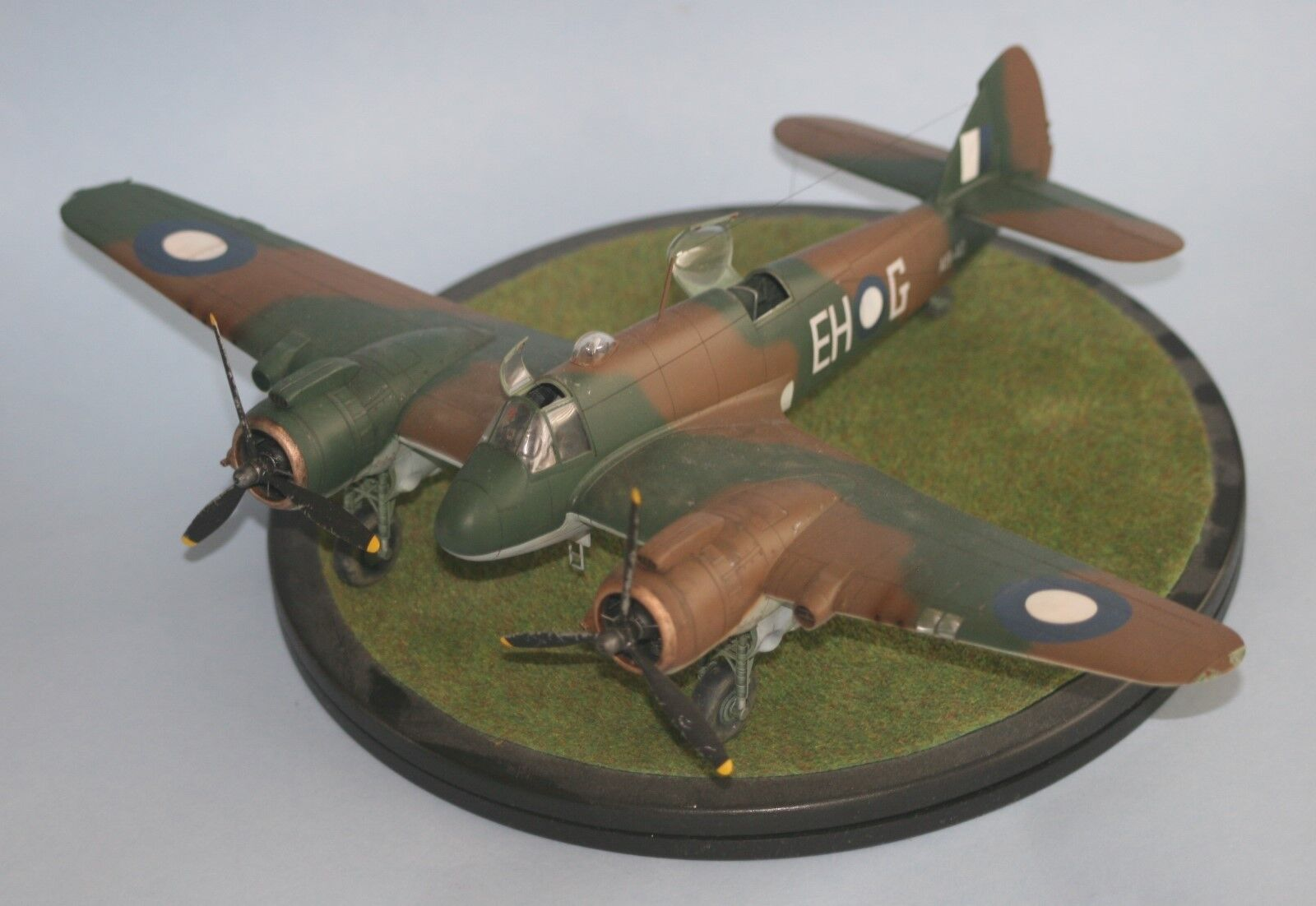 1 48 Tamiya Bristol Beaufighter IC Conversion 31 Squadron RAAF Pro Built