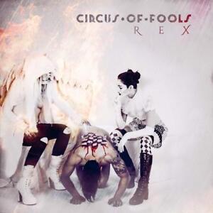 CIRCUS-OF-FOOLS-REX-CD-NEU