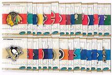 2005-06 Parkhurst Team Logos - Complete Set - 30 Cards