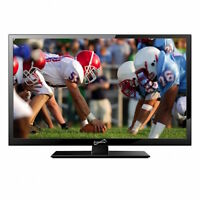 Supersonic 19 Inch Led Hdtv Television Hdmi & Usb Inputs Dual Tuners Ac/dc