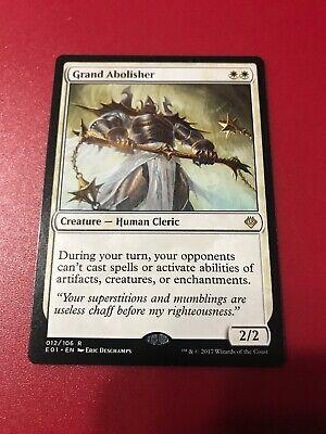 ***4x Grand Abolisher*** MINT Archenemy Nicol Bolas MTG Magic Cards