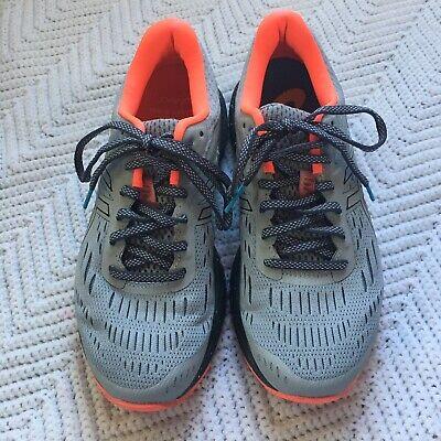Perdóneme masa civilización  Asics Gel-Cumulus 20 LE 1012A218 Running Shoe, Women's Size 8.5 Gray EUC |  eBay