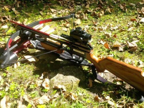 Jaguar 175 lb WoodFX Crossbow from CanadaCrossbow.com
