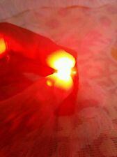 High bright Quality Power RED LED Lamp | 625nm | 1 Watt | 1 Set = 11 Pcs