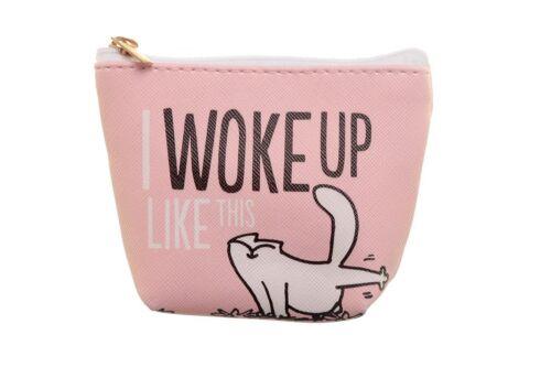 Simon/'s Cat PVC Sac à main rose