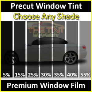 moderate dark Precut Window Tint Film for Toyota Camry 4dr 02-06 All 35/% vlt