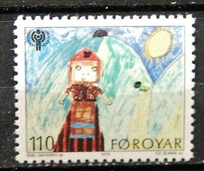 061 45 ................................. PüNktlich Briefmarken Dk Färöer Postfrisch Minr Im Sommer KüHl Und Im Winter Warm