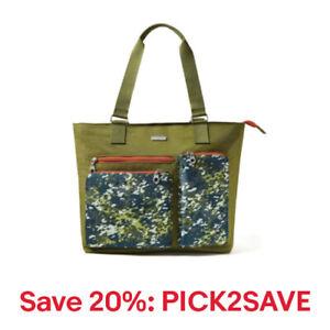 baggallini Women's Multicolored Tote Handbag Nylon, 20% off:PICK2SAVE