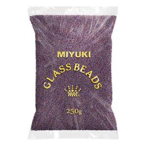 Wholesale-Miyuki-Size-15-0-Matte-Brown-AB-15-153FR-Seed-Beads-250g-N72-2