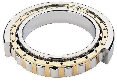 NU207 35x72x17mm NU Single Row Cylindrical Roller Bearing