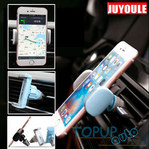 Juyoule Luxury Car Phone Holder Air Vent Stent Stand Bracket Clip