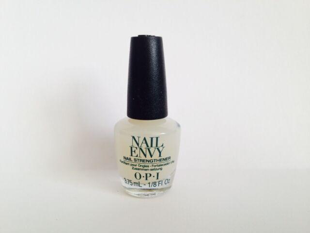 OPI Mini Nail Envy Strengthener 3.75ml x 2 Bottles Travel Size | eBay