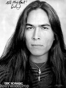 Eric Schweig Photos : Large photo gallery featuring eric schweig.