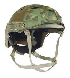 Funsport Rails äRger LöSchen Und Durst LöSchen A-tacs Fg Camouflage Us Helm Fast Pj Army Helmet W
