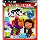 EyePet & Friends -- Essentials (Sony PlayStation 3, 2012) - European Version