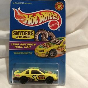 Snyders Model A >> Details About Hot Wheels Snyder S Of Hanover 1999 Snyder S Race Car Special Edition 1 Nip