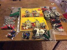 Lego Castle 6073 Knight's Castle Kg Lot Minifig