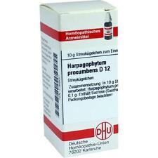 HARPAGOPHYTUM PROCUMBENS D 12 Globuli 10 g PZN 7169251