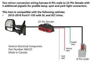 Ford Wiring Harness Pins - Data Wiring Diagram Update