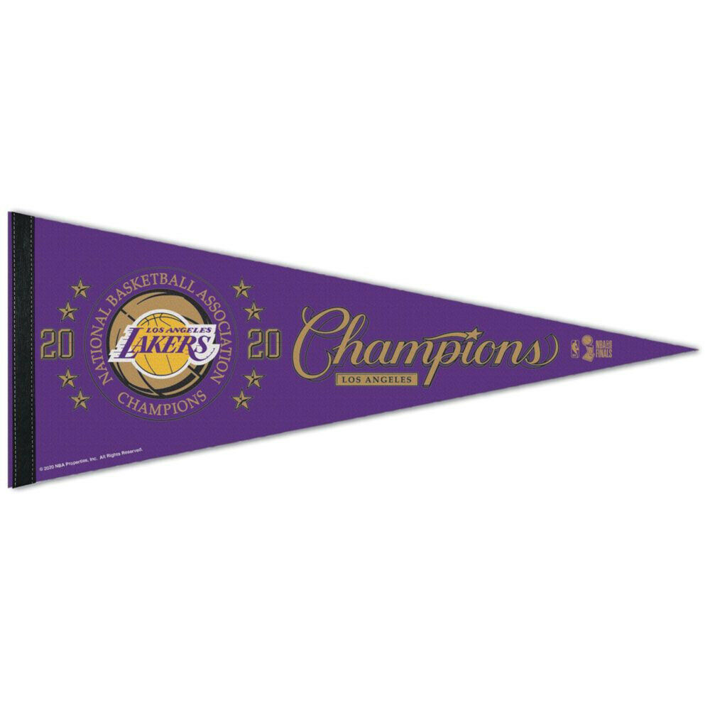 Wincraft Los Angeles Lakers Pennant Full Size 12 X 30