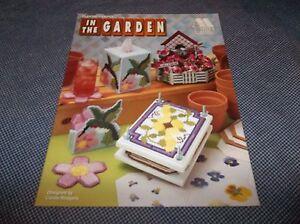in the Garden Plastic Canvas Annies Attic #879833