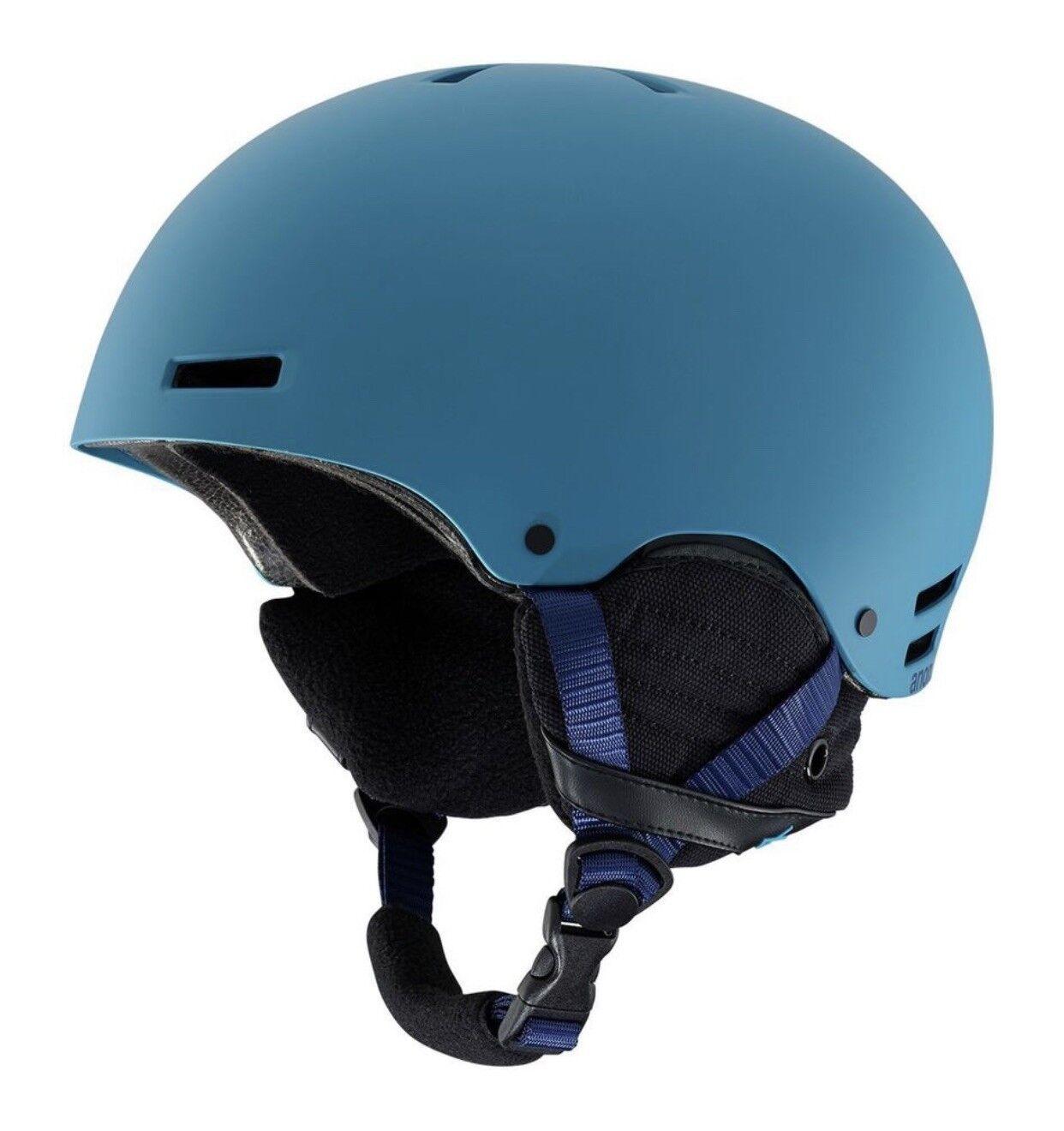 Burton Anon Raider bluee ski snowboard helmet Medium  Size  fast shipping