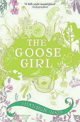 1 of 1 - Hale, Shannon, The Goose Girl (Books of Bayern), Very Good Book