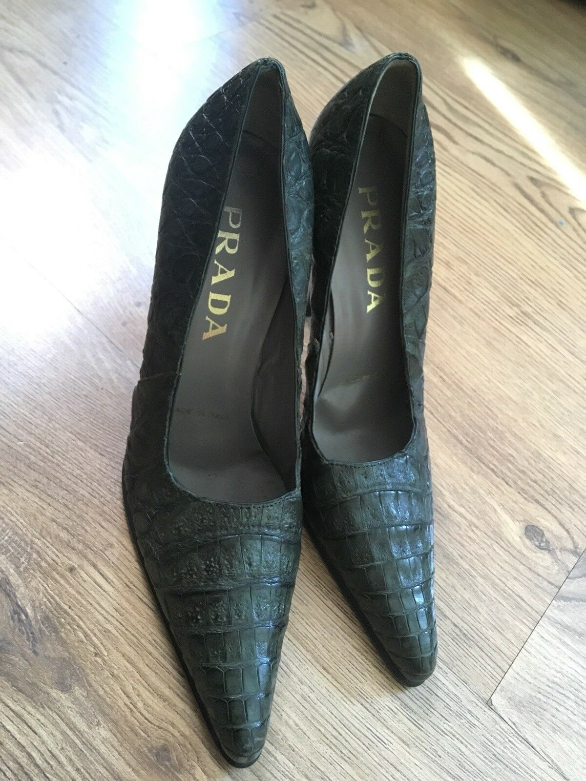 """Designer High Court Schuhes  Größe 37 heel 4   Schuhes 3/4"""" 4bb39c"""