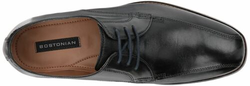 Walking suola eleganti nera pelle in Clarks scarpe Narrate Bostonian comfort New 0tBSCqw6