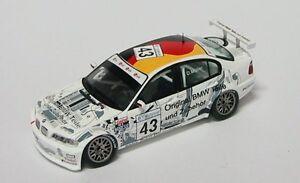 BMW 320 I D. Muller Etcc 2002 1:43 Modèle S0402 Spark