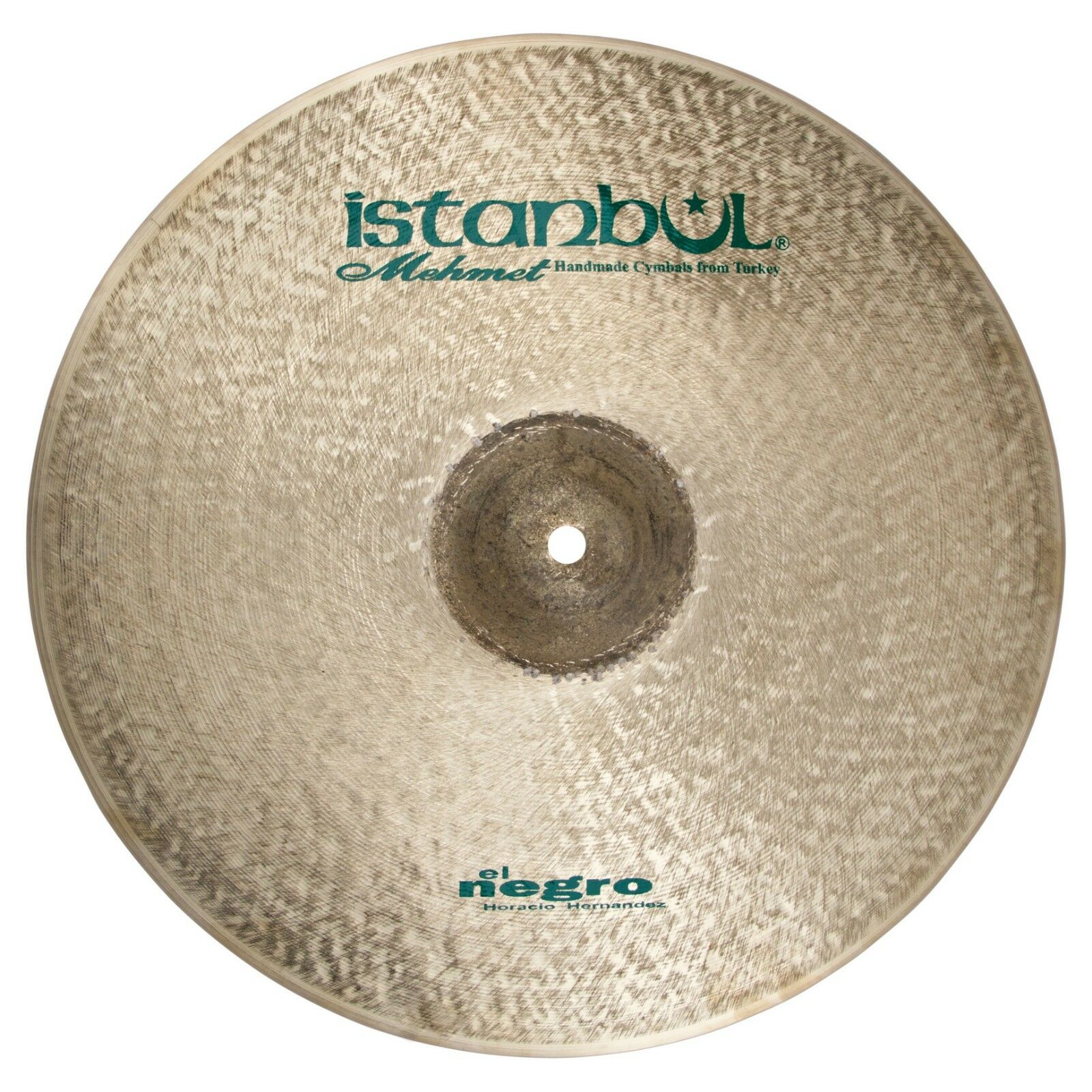 Istanbul Mehmet Cymbals · Horacio 'El schwarz' 15  Crash Cymbal (824g) DEMO VIDEO