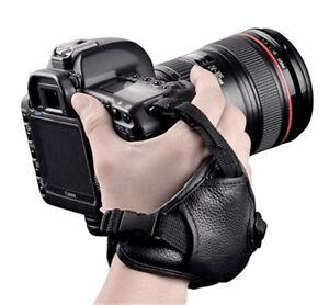 CINGHIA-DA-POLSO-HAND-STRAP-GRIP-FOTOCAMERA-CANON-EOS-5D-6D-7D-1D-MARK-I-II-III