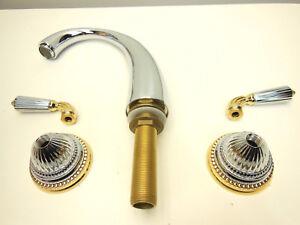 L5e11 Handles Faucet Bath, Altman Bathroom Faucets