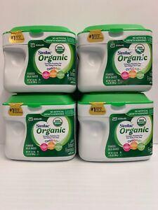 Similac Organic Infant Formula Iron Baby Formula 23.2 oz Pack Of 4....
