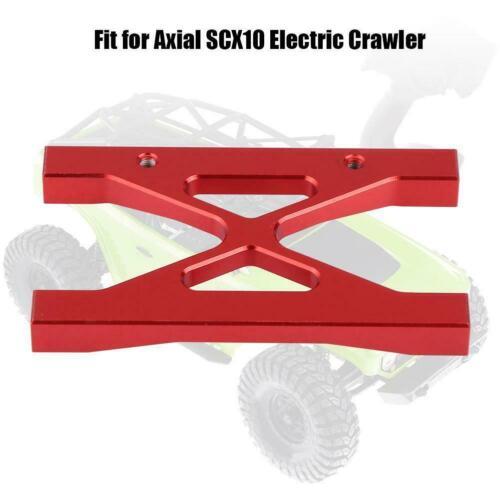 Aluminium Alloy Frame Brace Set SCX10 For RC 1:10 Axial SCX10 Crawler Parts be