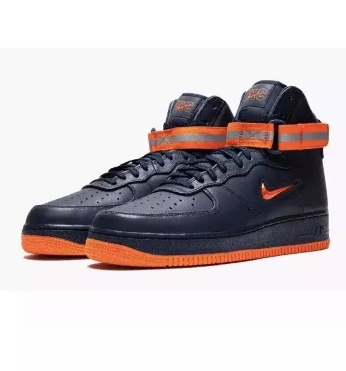 Nike Air Force 1 High Retro PRM QS  - 01636 400 Size 10.5
