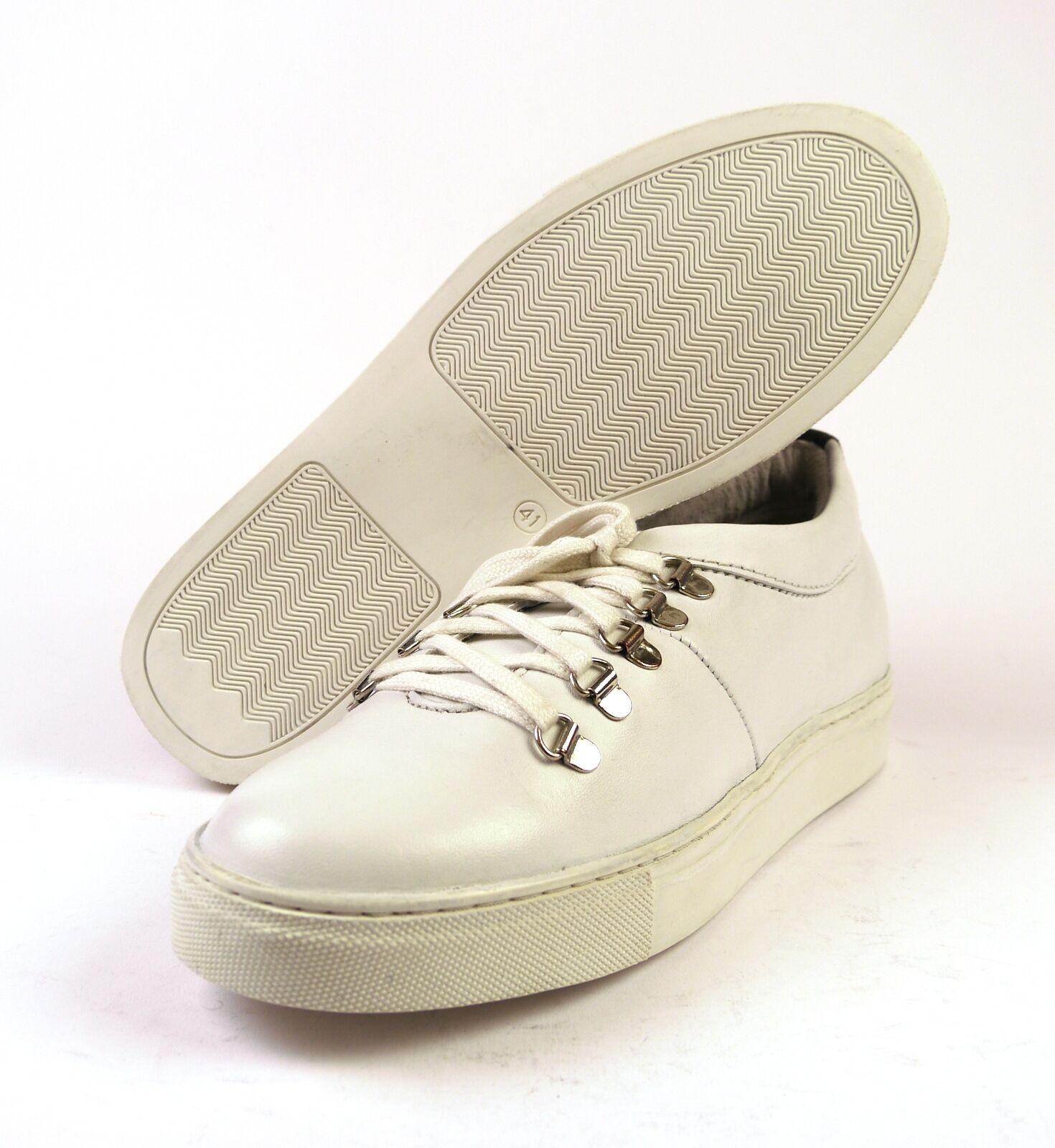AM Zapatos Company 13132971 Talla Zapatillas de deporte Hombre Talla 13132971 42-46 NUEVO CUERO cf99b6