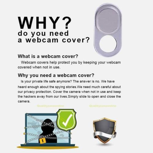 Webcam Cover Slider Camera Shield Privacy Protect Sticker fr Laptop Tablet Phone