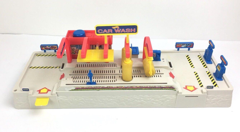 HOT WHEELS MATTEL voiture lavage station 1994
