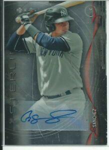 2014-Gary-Sanchez-Autograph-RC-Bowman-Sterling-2-of-2