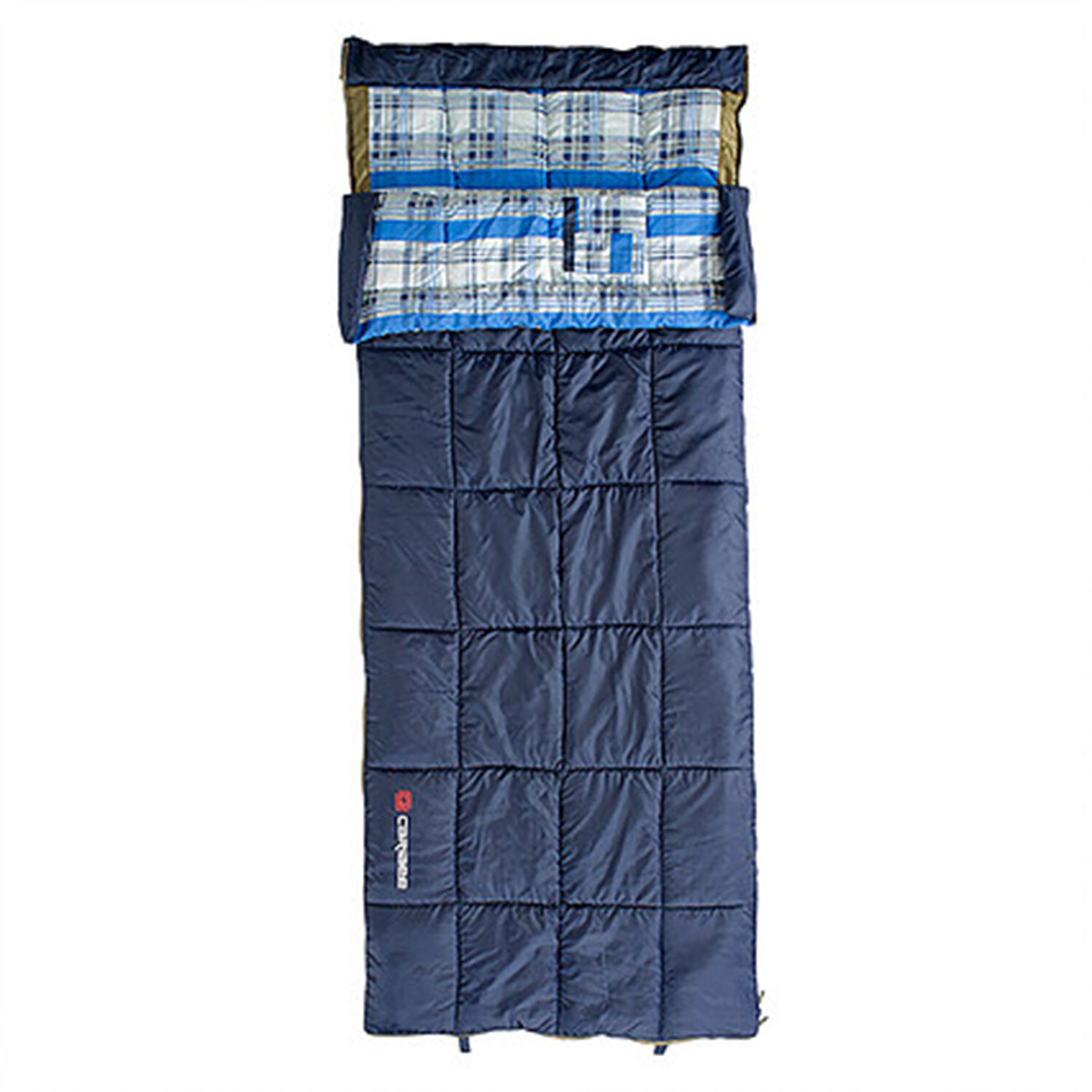 Caribee Safari Camper +5C All purpose Sleeping Bag NAVY