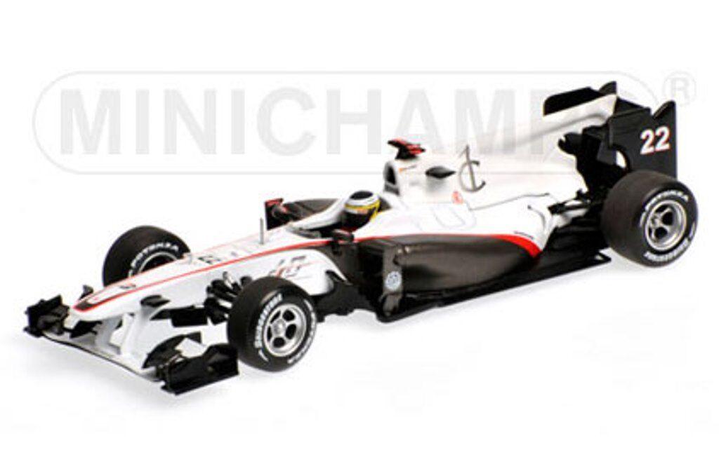 Minichamps 410 100122 40 anni SAUBER Motorsport C29 F1 AUTO de LA resta 1 43