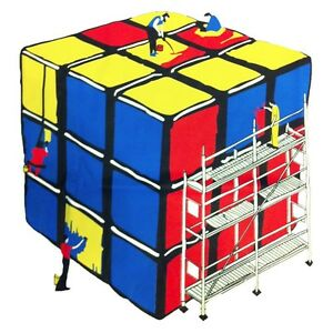 Image Is Loading RUBIK 039 S Magic CUBE Cheating Cheat Men
