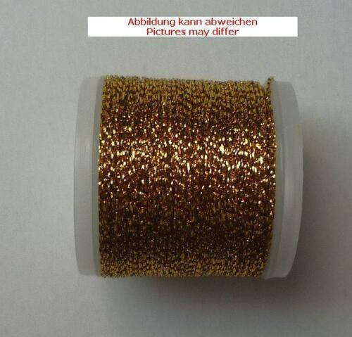 2537 gold dunkel Madeira Metallic No 25-40 m  Fb