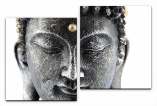 Leinwandbild 2x70x60cm Buddha Feng Shui