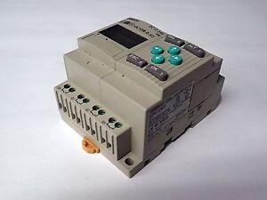 OMRON ZEN-10C1DR-D-V2 Programmable Relay,12-24VDC